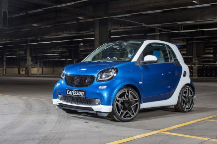 Smart ForTwo CK10 by Carlsson (1)