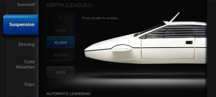 Tesla Model S Easter Egg (1)