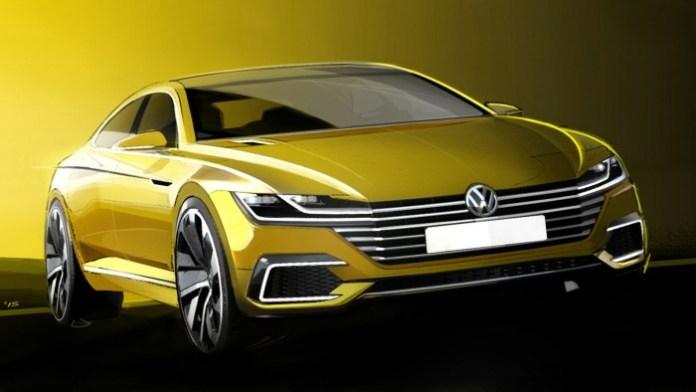 Volkswagen CC concept (1)
