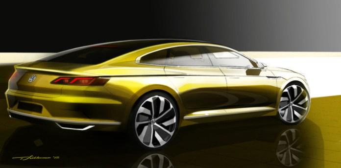 Volkswagen CC concept (2)