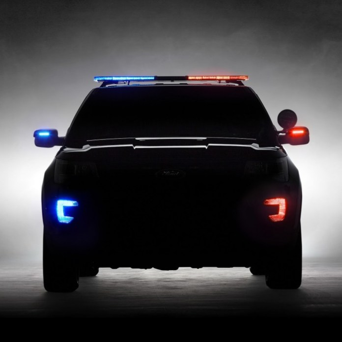 ford police interceptor-teaser
