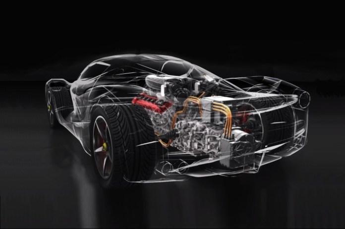 2014-ferrari-leferrari-engine-blueprint