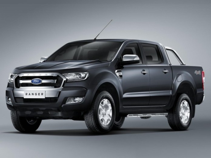 2015 Ford Ranger facelift 8