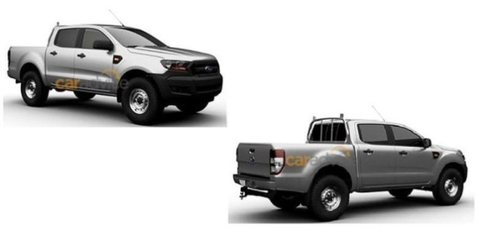 2015 Ford Ranger lineup patent image (1)