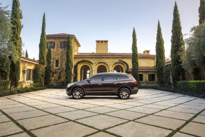 2016 Buick Enclave Tuscan Edition (1)