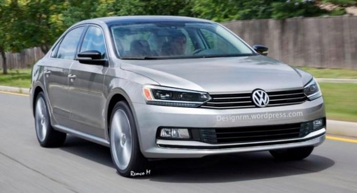 2016-VW-Passat-rendering-0