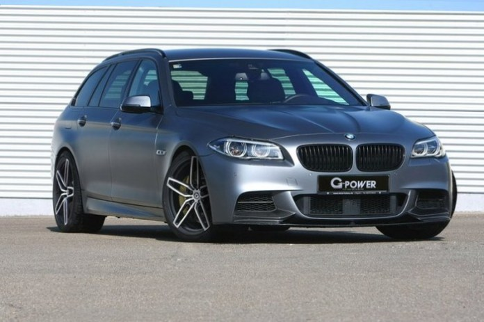BMW M550d Touring by G-Power (1)