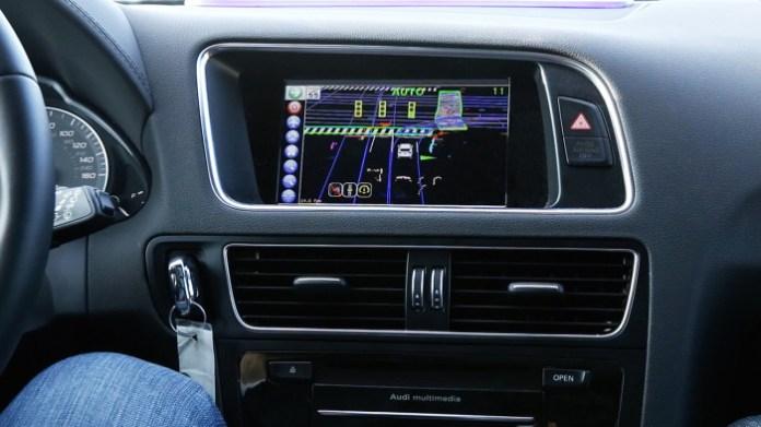 Delphi Audi SQ5 autonomous (2)