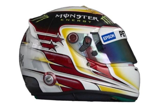 Hamiltons Helmet