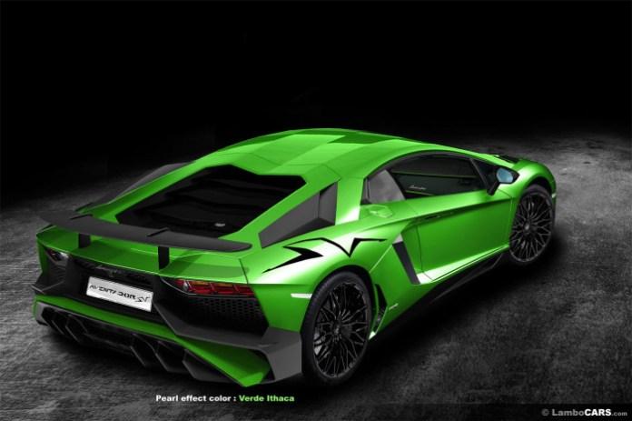 Lamborghini Aventador SV Colours (6)