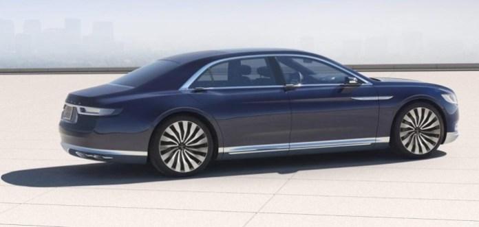 Lincoln Continental concept 2015 (4)
