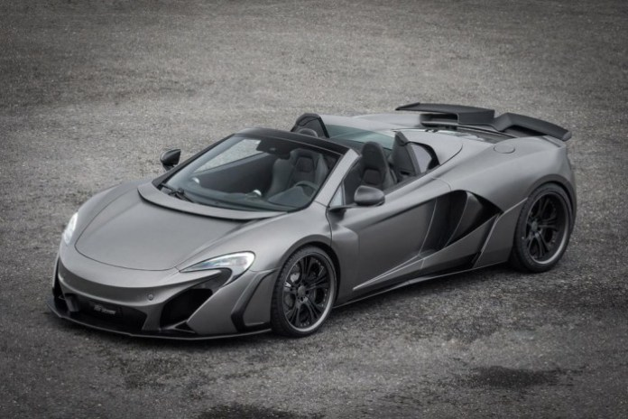 McLaren 12C Spider by FAB Design 6