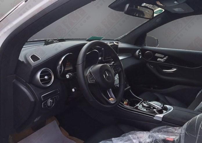 Mercedes-Benz GLC Spy Photos (3)