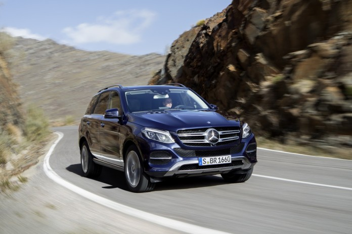 Mercedes-Benz GLE 2016 (11)