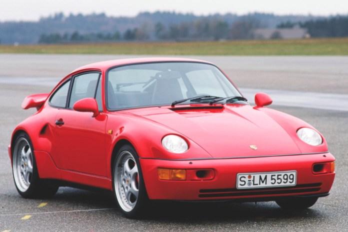 Porsche-964-Turbo-flatnose