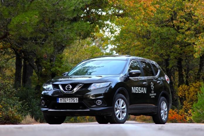 Test Drive NIssan X-Trail15