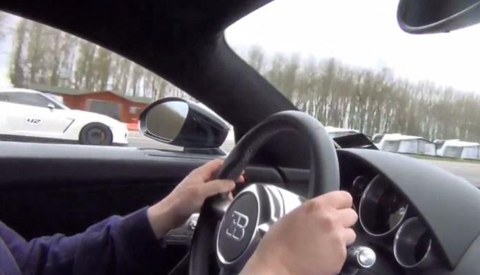 Veyron Vs GT-R