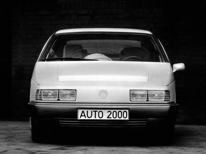 Volkswagen Concept Car 2000 1981 (2)