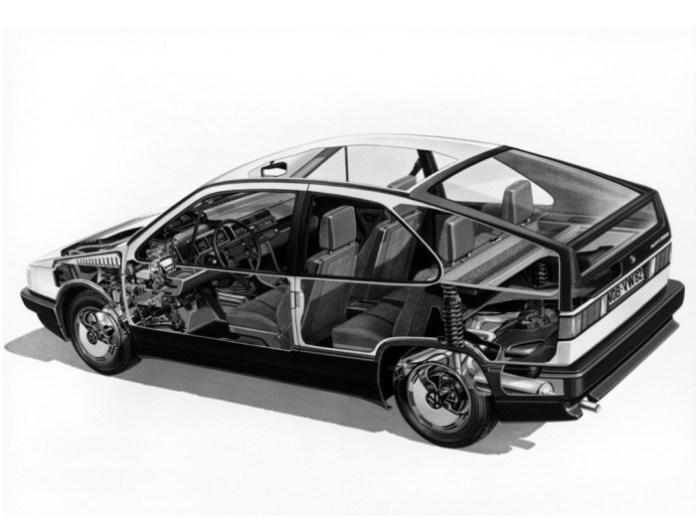 Volkswagen Concept Car 2000 1981 (5)
