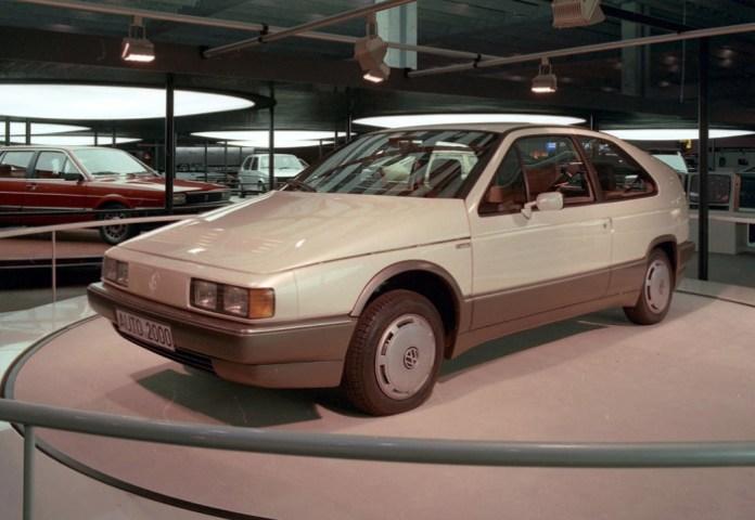 Volkswagen Concept Car 2000 1981 (6)