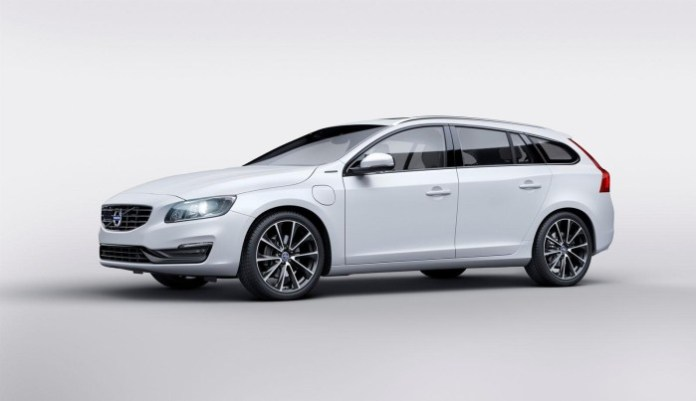 Volvo V60 D5 Twin Engine 1