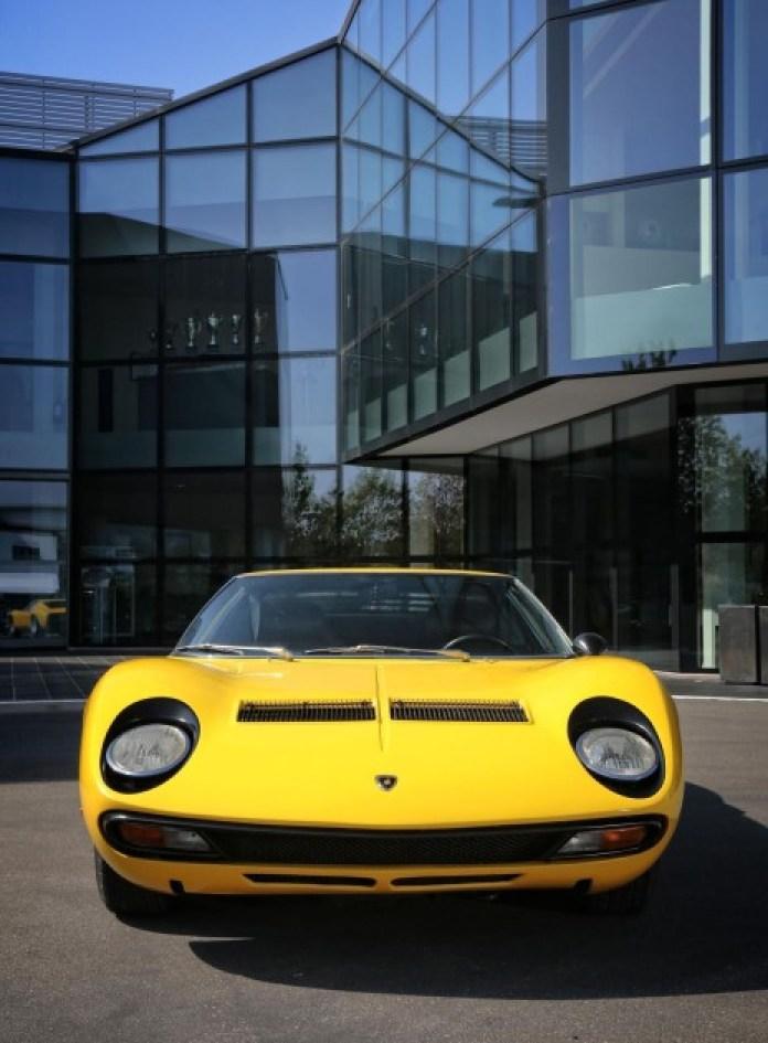 Lamborghini Polo Storico