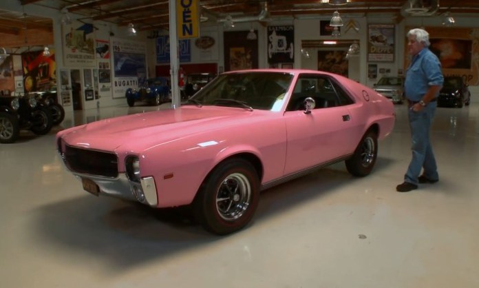 1968 AMC Playmate of the Year AMX - Jay Lenos Garage