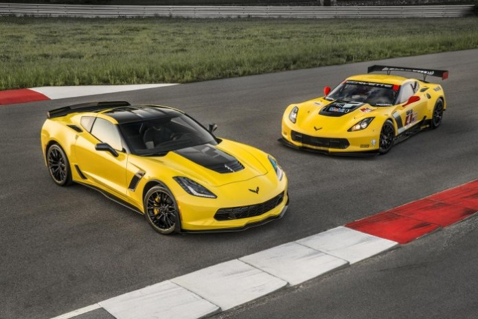 2016 Chevrolet Corvette Z06 C7.R Edition (4)