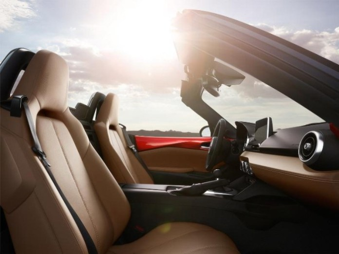 2016 Mazda MX-5 Launch Edition