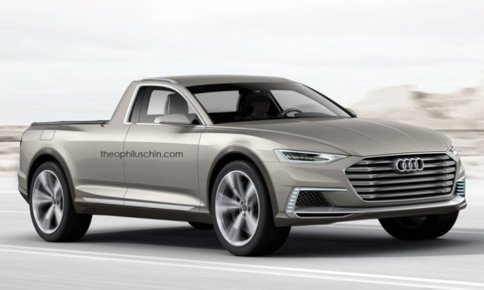 AUDI PROLOGUE ALLROAD pickup (2)