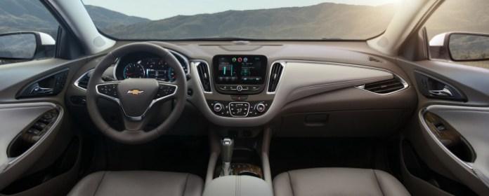 Chevrolet Malibu 2016 (6)