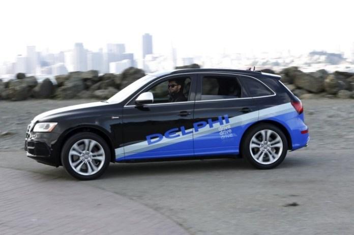 Delphi-autonomous-car