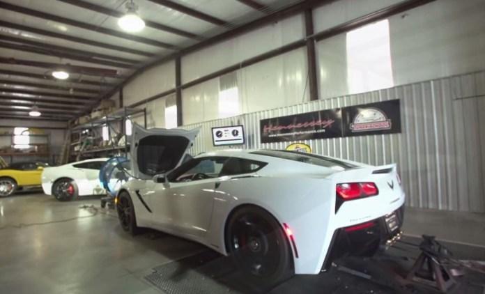 HPE1000 Corvette