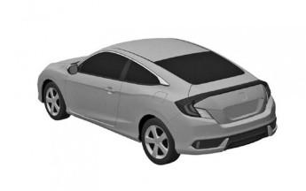 Honda Civic 2016 patent drawings (3)