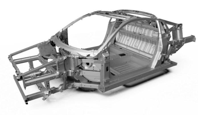 Honda NSX 2016 Technical Details (2)