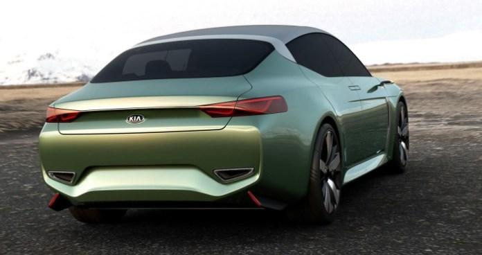 Kia Novo fastback concept (8)