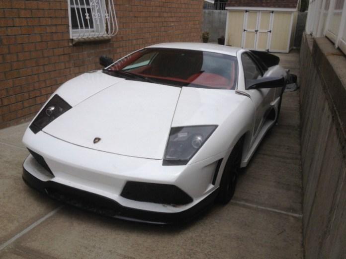 Lamborghini Murcielago (1)