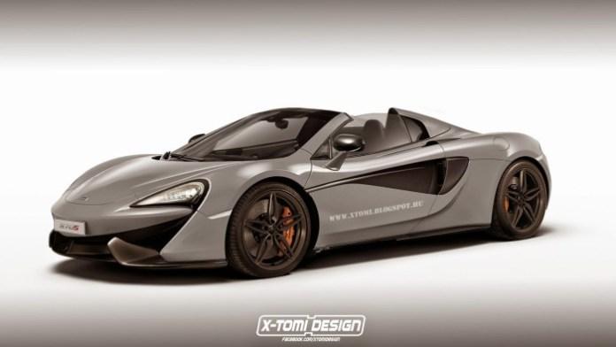 McLaren 570S Spyder2