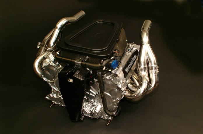 Mercedes-Benz V8 Engine