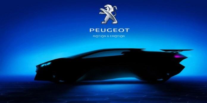 Peugeot supercar concept teaser (4)