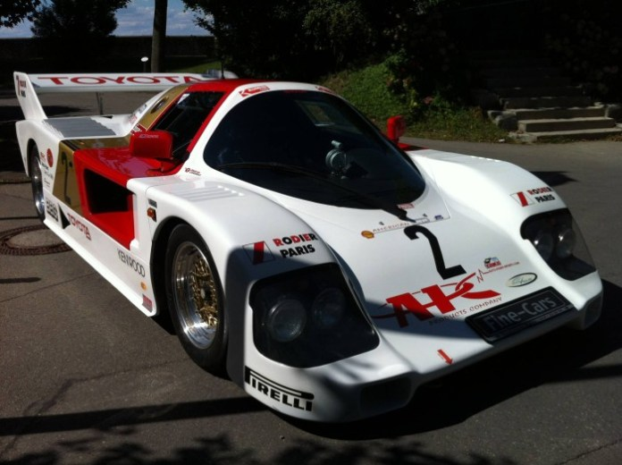 Toyota Le Mans Group C GTM Racing (9)