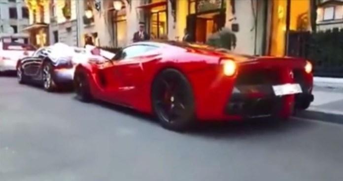 Veyron LaFerrari