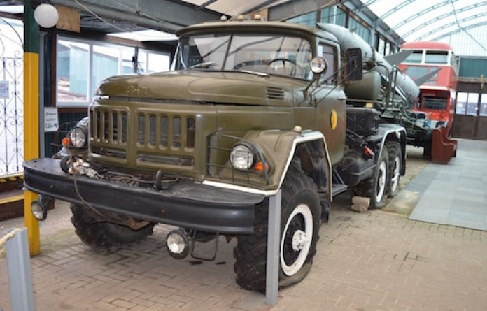 Zil-131-Gaz-Surface-to-Air-Missile-Transporter