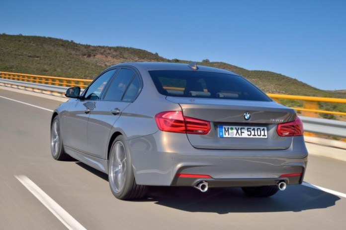 2015 BMW 3-Series facelift 16