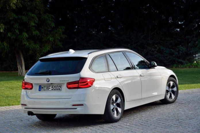2015 BMW 3-Series facelift 29