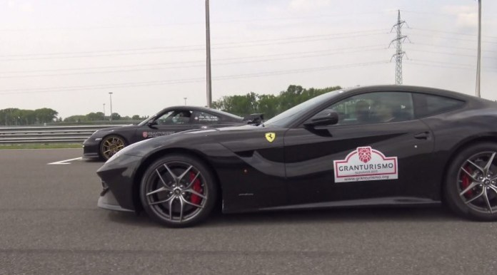650S Vs F12 and GT2