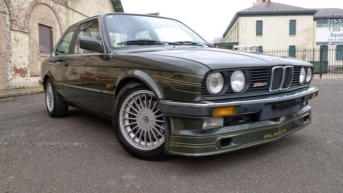 Alpina B6 27 E30 3-series (1)