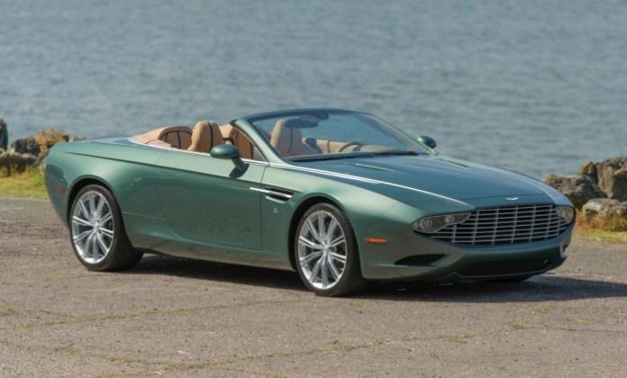 Aston Martin DB9 Spyder Zagato Centennial 2013 (1)