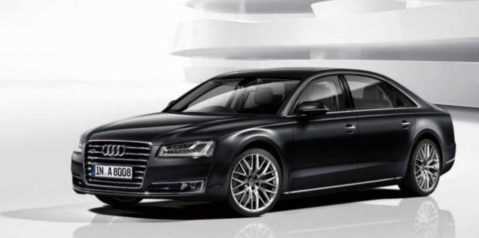 Audi A8 L Chauffeur special edition (1)