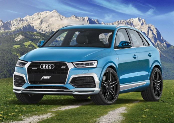 Audi Q3 by ABT Sportsline (2)